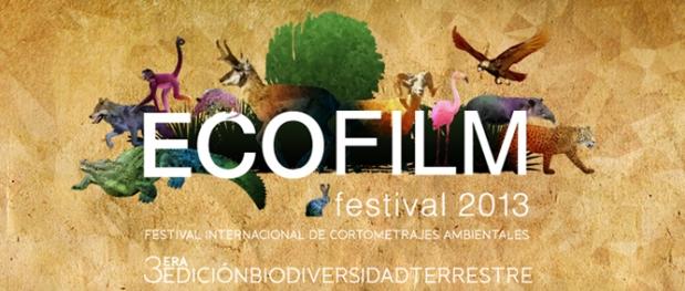 Conoce a los ganadores de Ecofilm Festival2013