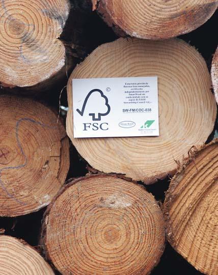 ¿Cómo saber si la madera que consumes proviene de procesossustentables?
