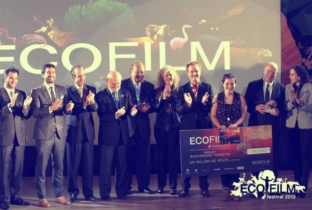Así se vivió la premiación del Ecofilm Festival2013