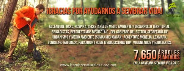 Campaña Siembra Vida2013