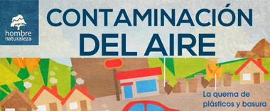 Factores de Contaminación del Aire y Acciones paraEvitarla