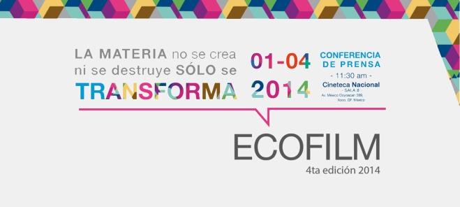 ECOFILM 2014 - Conferencia de Prensa