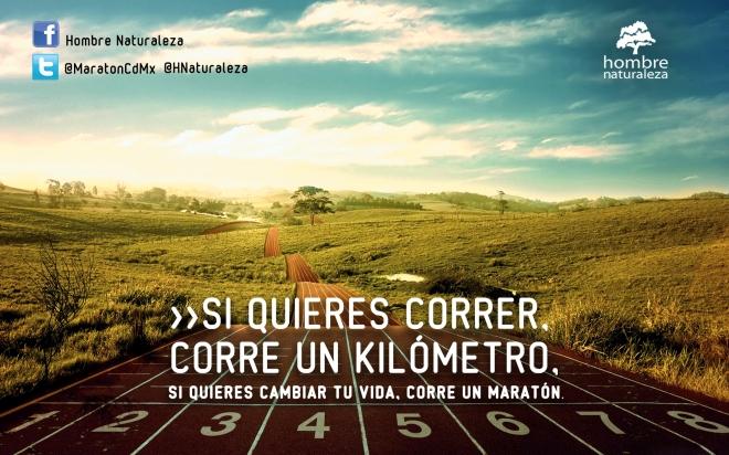 Por más azoteas verdes - Maratón de la Ciudad de México