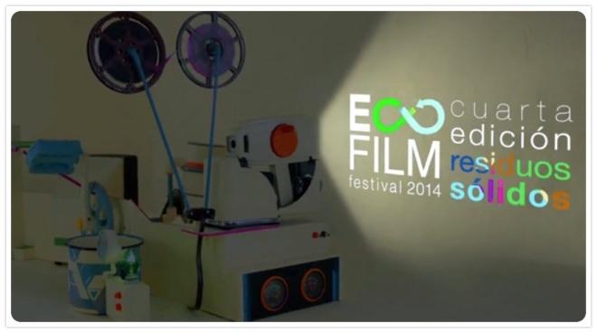 Tópico de la 4ta Edición del Festival ECOFILM.